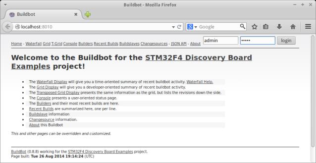 Buildbot1